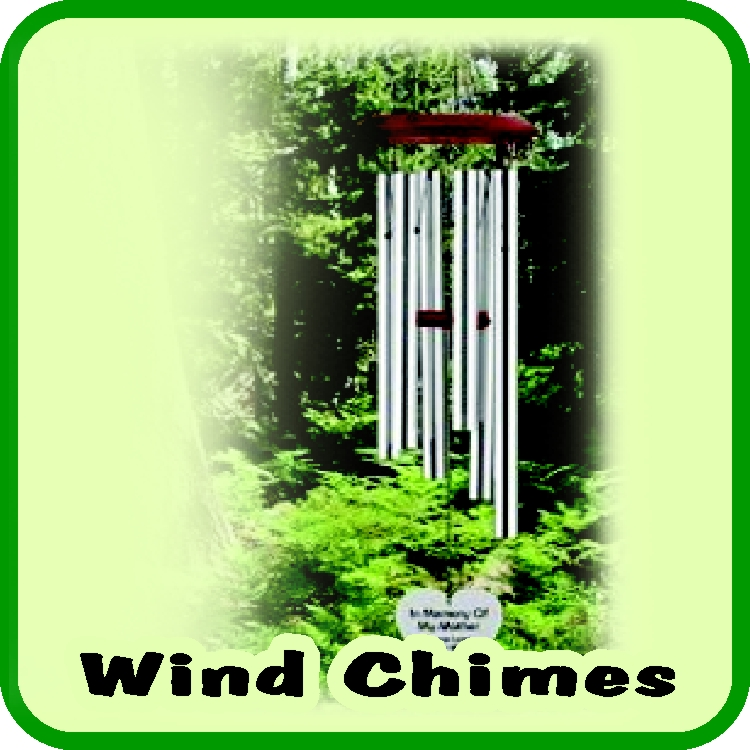 A memorial wind chime is a great way to show your love for a great friend, a loved family pet, or a great public place.